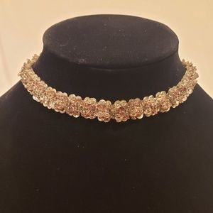 Jewelry - Rosegold Sequence Choker